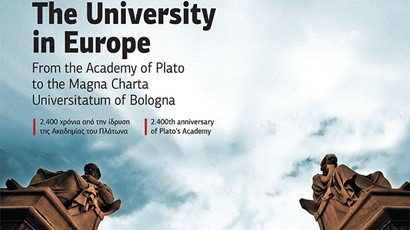 """The University in Europe: from the Academy of Plato to the Magna Carta Universitatum of Bologna"""